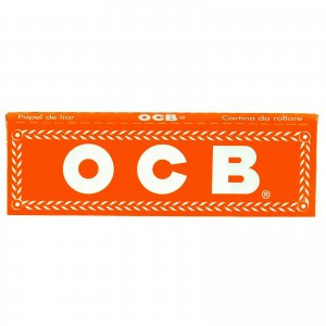 Bibułka OCB orange
