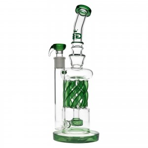 Bongo GRACE GLASS Green Spinner 34 cm