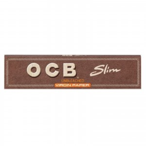 Bibułka OCB Virgin slim KS