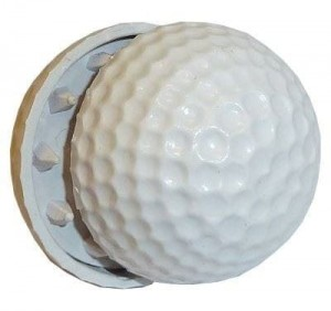 Młynek akrylowy GOLF 43mm