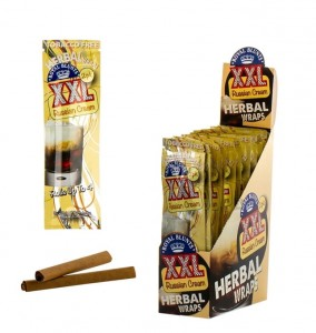 Owijka konopna ROYAL BLUNT Russian Cream 2szt