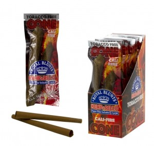 Bibułka ROYAL BLUNT Hemparillo Cali Fire BOX 10szt