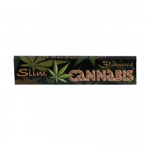 Bibułka RAW CANNABIS Flavored KS slim
