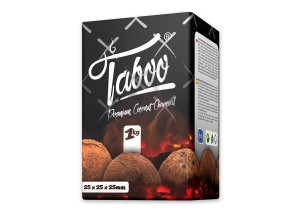 Węgiel do shishy Taboo 1kg