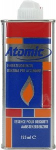 Benzyna ATOMIC  125ml